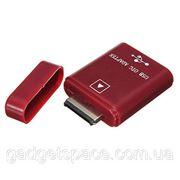 OTG USB адаптер для Asus TF101 красный фото