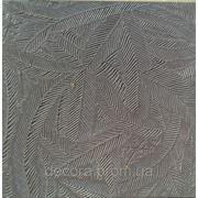 Формы для тротуарной плитки «Папоротник» глянцевые пластиковые АБС ABS фото