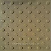 Формы для тротуарной плитки «Тактильная перфорированая» ориентир для невидящих фото