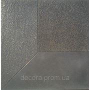 Формы для тротуарной плитки «Куб» глянцевые пластиковые АБС ABS фото