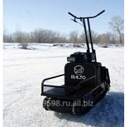 Мотобуксировщик Балто 500 9,0 (катки + фара) фото