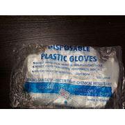 Одноразовые перчатки фото