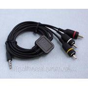 Nokia CA-75U Видеокабель вывод на ТВ AV video N82 N95 N93 N96 N97 5800 фото