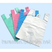 Пакеты полиэтиленовые типа майка 22-38 фото