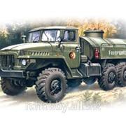 Модель ICM 1/72 АТZ-5-375, автозаправщик фото