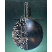 Проектирование атомных подводных лодок фото
