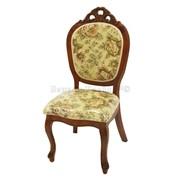Интерьерный стул 2813 DARK BROWN фото