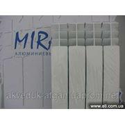 Радиаторы отопления алюминиевые Mirado фото
