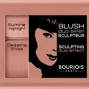 Румяна Bourjois Blush Duo Effet Sculpteur фото