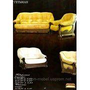 """Мягкий угол,диван,кресло Гетьман """"Мебус"""" Львов фото"""