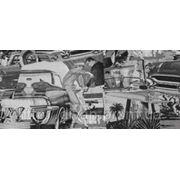 Обивочная ткань Ретро 05 (Retro 05) скотчгард фото