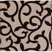 Обивочная ткань Люминс Флок Вензель (Lumins Flock Venzel) рогожка фото
