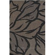 Обивочная ткань Люминс Цветы (Lumins Flowers) рогожка фото
