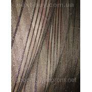 Тюль Однотонная - нейлон с ворсом 1850 -1 фото