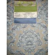 Ткань для штор классическая фото