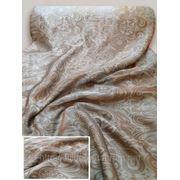 Ткань портьерная. Сатин-жаккард, цвет 3 фото
