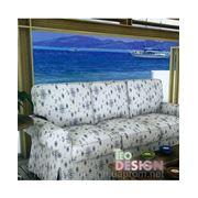Ткань морская фото