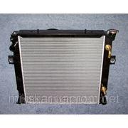 Радиатор к погрузчику TOYOTA 02-7FD15, двигатель 1DZII, 4Y, 5K. фото
