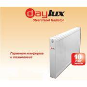 Радиатор стальной 33к 600х600 Daylux фото