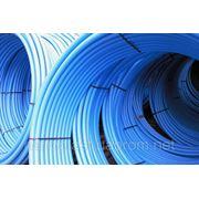 Труба ПЭ для напорного водопровода фото