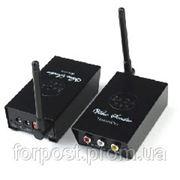 Беспроводные комплекты передачи видео и аудио сигналов по радиоканалу 2.4 ГГц BADA 0.5W фото