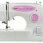 Машины бытовые швейные Швейная машина BROTHER Comfort 15 (11 строчек, нитевдеватель) New фото