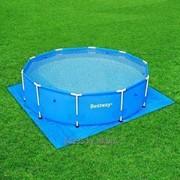Покрытие защитное под бассейны. фото
