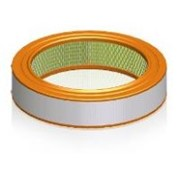 Круглый воздушный фильтр с предочистителем фото