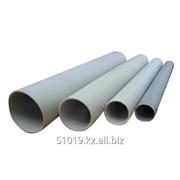 Труба гладкая ПВХ жесткая 32 мм (72) фото