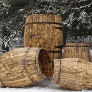 Деревянные бочки фото