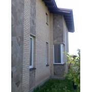Новый благоустроенный коттедж в селе Мартусовка фото