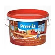 Лак-антисептик Premia 0,9 л фото