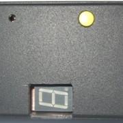 Блок электронный, заменяющий фото-считывающие устройства систем ЧПУ фото