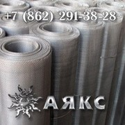 Сетка 6х6х2.2 тканная фильтровая квадратная просева номер № 6 2-6-2.2 НУ ГОСТ 3826-82 в рулоне фото