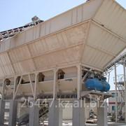 Стационарный бетонный завод Sumab T-40. Эконом класса фото