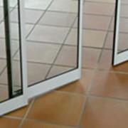 Дверь телескопическая автоматическая фото