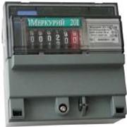 Счетчик электрический однофазный Меркурий 201.6 фото