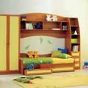 Мебель для детских комнат Радуга фото