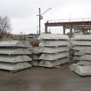 Плиты железобетонные ленточных фундаментов ФЛ 8.12 фото