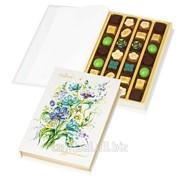 Книга о шоколаде Букет В.НШ247.260 для женщин фото