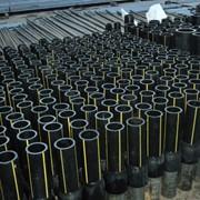 Неразъемное соединение полиэтилен-сталь (НС) СН ПЭ 80 ГАЗ SDR 11 032/Ст25 ГОСТ 3262-75 фото