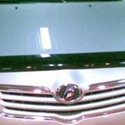 Дефлектор капота Toyota Avensis c 2009- фото