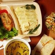 Доставка обедов от Кафе Абiбок фото