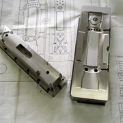 Инструментальное изготовление штампов и пресс-форм. фото