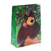 """Подарочный пакет """"Маша и Медведь"""" фото"""