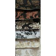 Плотная ткань для штор - узор Ветка (Турция) фото