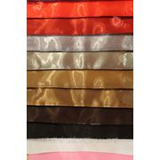 Портьеры. Ткань монорей (любой цвет с фото) фото