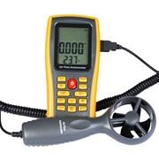 Цифровой термоанемометр-реометр (измеритель расхода газа) Аэротема ВМ8902 с выносным датчиком и USB-интерфейсом фото