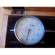 Индикатор ИЧ с рычагом 2:1 для нормалемеров типа БВ фото