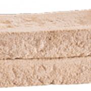 Кирпич бесшовной кладки облицовочный (лицевой) старый (состаренный) глиняный ручной формовки Крюйс фото